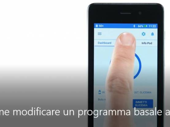Modifica di un programma basale
